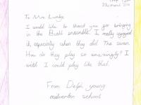 Milverton Primary School letters 2015_002