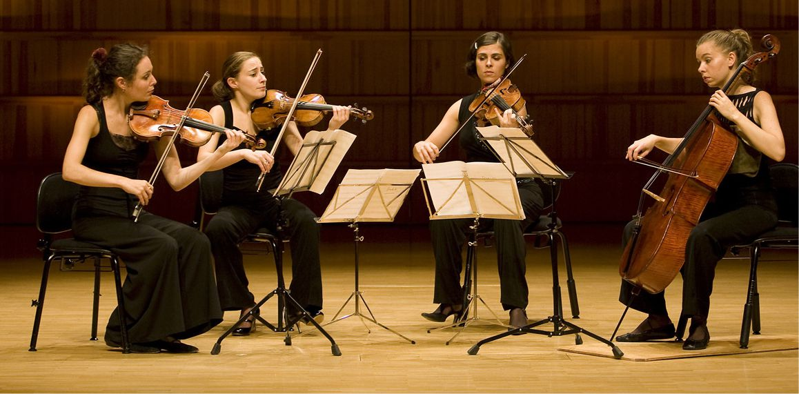 The Ardeo Quartet and Alexander Karpeyev