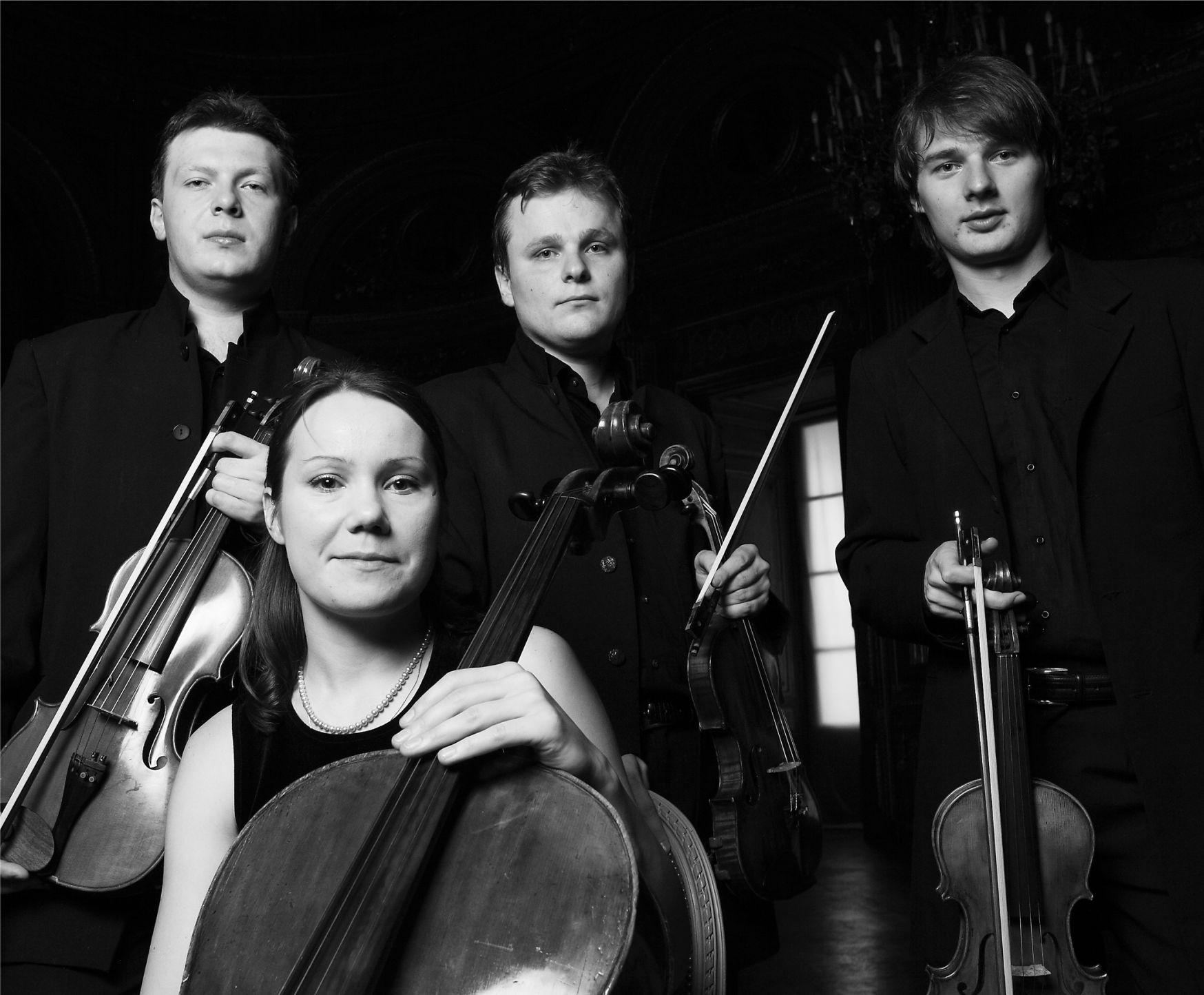 The Atrium Quartet