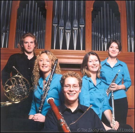 The Zephyr Ensemble of London