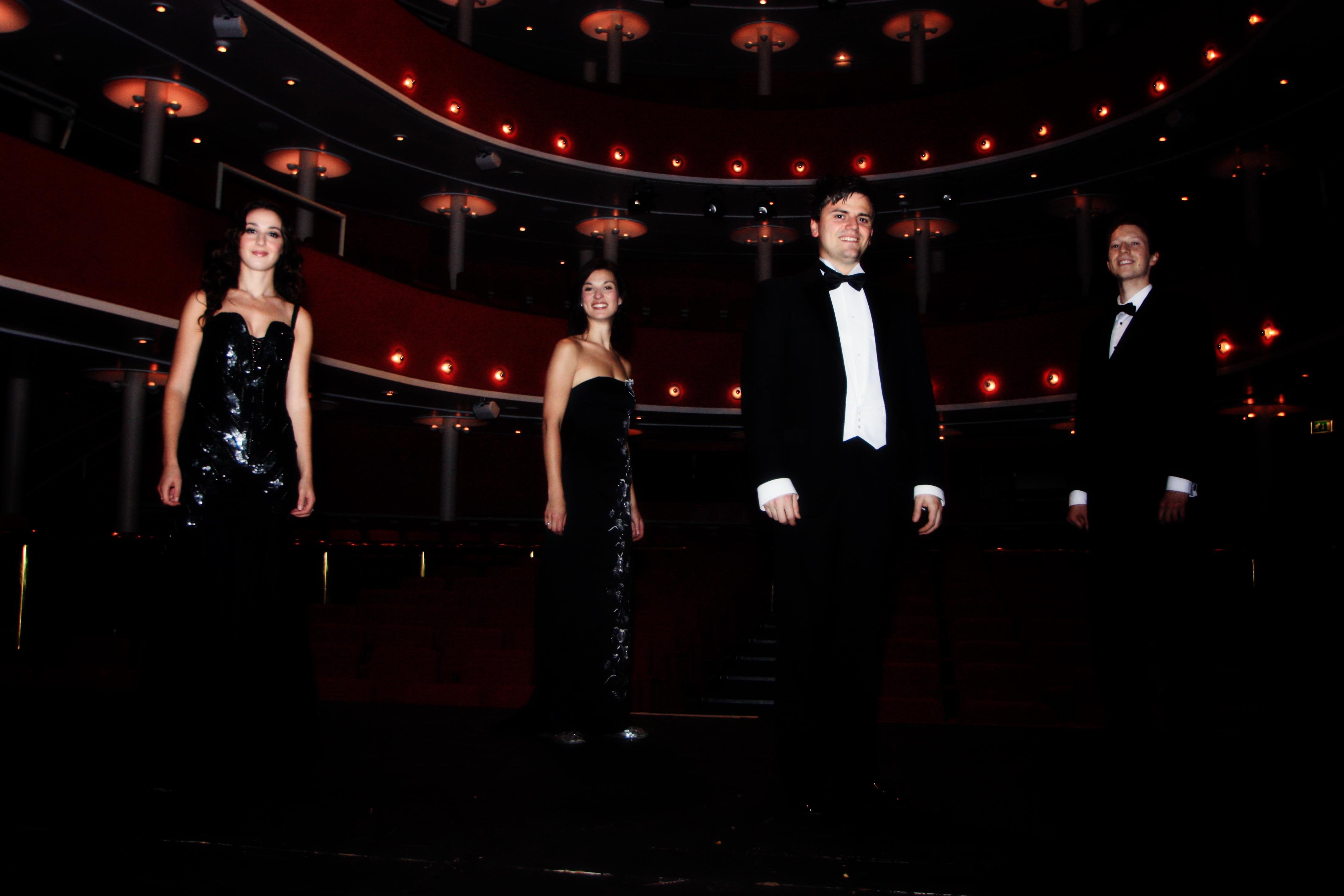 Opera Gala · 4uartet & Marc Verter