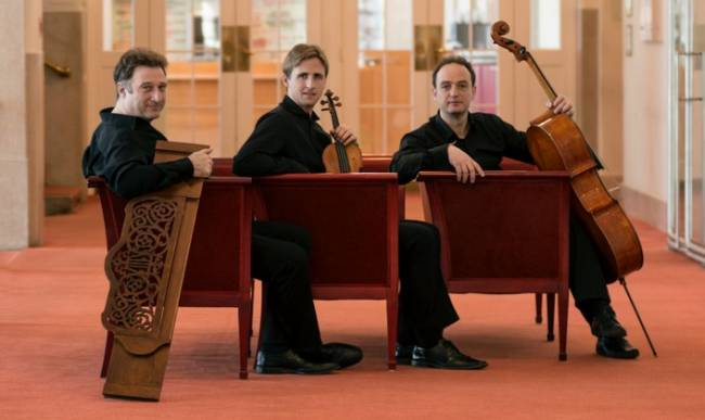 The Vienna Piano Trio